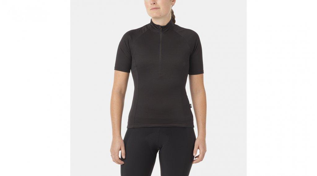 Giro Chrono Trikot kurzarm Damen-Trikot Full-Zip Gr.XL black Mod. 2017