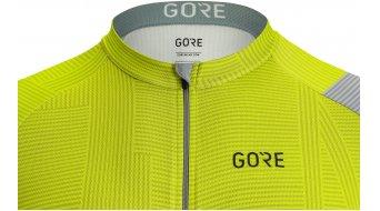 GORE C3 Line Trikot kurzarm Herren Gr. M citrus green/nordic