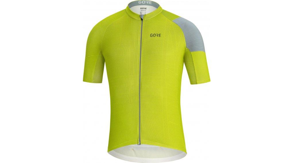 GORE C3 Line 领骑服 短袖 男士 型号 M citrus green/nordic