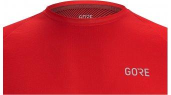 GORE C5 Trail 领骑服 短袖 男士 型号 XL red