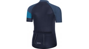 Gore C5 jersey short sleeve ladies size XS (34) orbit blue/deep water blue