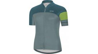Gore C5 jersey short sleeve ladies size XS (34) nordic/dark nordic