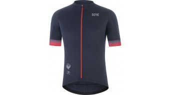 GORE Wear Cancellara 领骑服 短袖 男士 型号 orbit blue/red