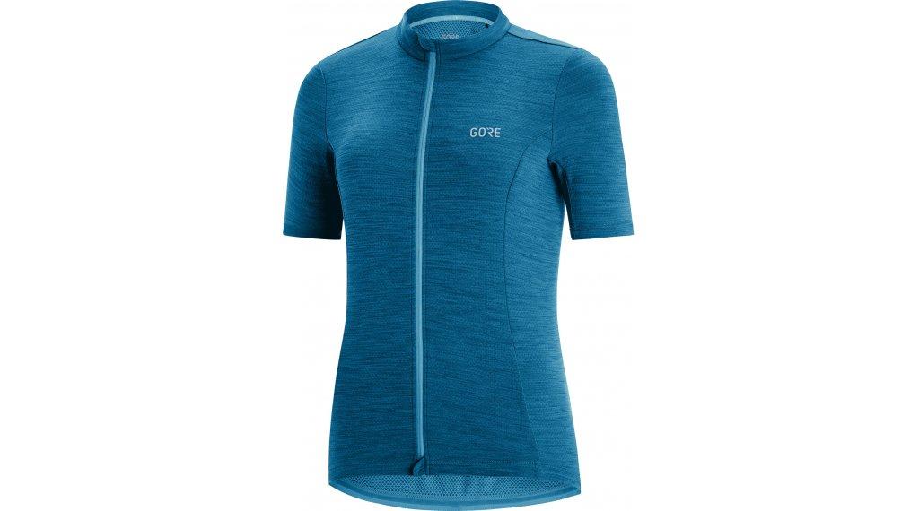 GORE Wear C3 maillot de manga corta Señoras tamaño XXS (34) sphere azul