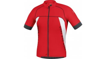 GORE Bike Wear Alp-X Pro jersey short sleeve men red/white