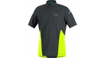 GORE Bike Wear Element MTB Trikot kurzarm Herren-Trikot Gr. S black/neon yellow