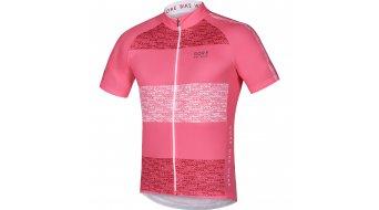 GORE Bike Wear Element Edition Trikot kurzarm Herren-Trikot giro pink