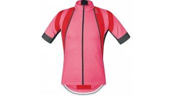 Gore bike Wear Oxygen jersey short sleeve men- jersey road bike size XL Giro pink/red