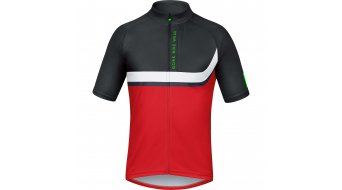 GORE Bike Wear Power Trail jersey short sleeve men- jersey MTB size M red/black