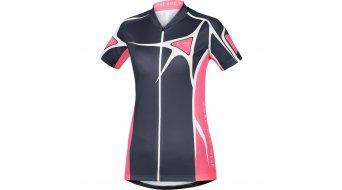 GORE Bike Wear Element Adrenaline 2.0 Trikot kurzarm Damen-Trikot Gr. 38 graphite grey/giro pink