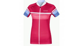 Gore bike Wear Element Speedy jersey short sleeve ladies- jersey Lady size 40 jazzy pink/blizzard blue