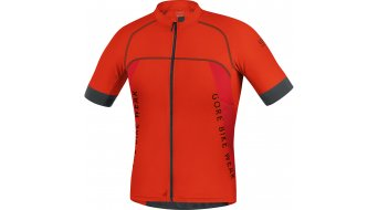 GORE Bike Wear Alp-X per tricot korte mouw heren-tricot MTB maat XL orange.com/black