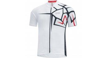 GORE Bike Wear Element Adrenaline 4.0 jersey short sleeve men- jersey size XXL white