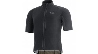 GORE Bike Wear Oxygen Classics Gore ® Windstopper ® jersey short sleeve men black