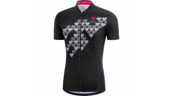 GORE Bike Wear Element Digi Heart jersey short sleeve ladies- jersey Lady