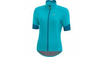 GORE Bike Wear Power Trikot kurzarm Damen-Trikot Rennrad Lady Windstopper Soft Shell