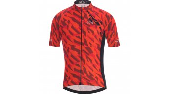 Gore C3 Camo roue-maillot manches courtes hommes taille