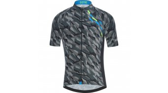 Gore C3 Camo wheel- jersey short sleeve men
