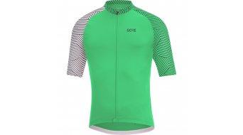 Gore C5 Optiline fiets (of wiel)-tricot korte mouw heren