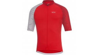 Gore C5 Optiline wheel- jersey short sleeve men