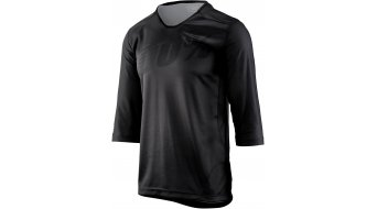 100% Airmatic Enduro/Trail Trikot 3/4-Arm Herren black