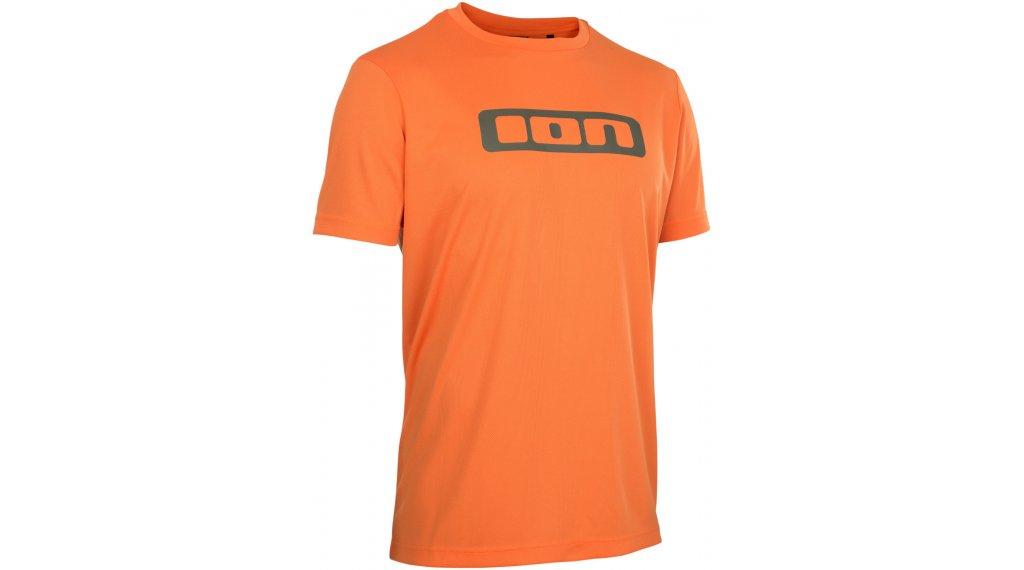 ION Scrub maillot de manga corta Caballeros tamaño XXS (44) riot naranja