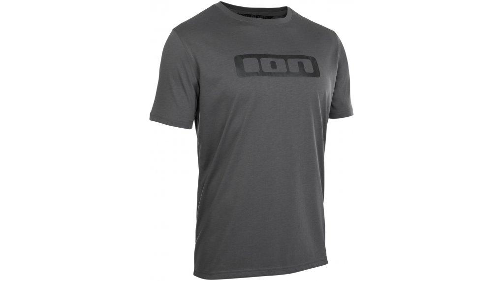 ION Seek DR maillot de manga corta Caballeros tamaño XXS (44) gris