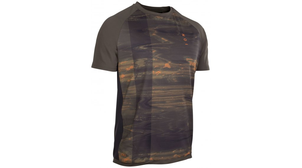 ION Traze AMP maglietta manica corta da uomo mis. S (48) root marrone