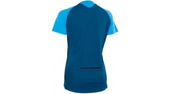 ION Traze Button Trikot kurzarm Damen Gr. XS (34) ocean blue