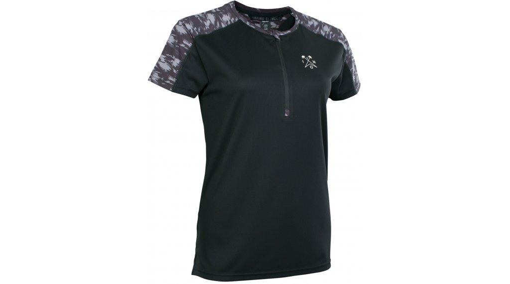 ION Traze Half Zip maglietta manica corta da donna mis. XS (34) nero