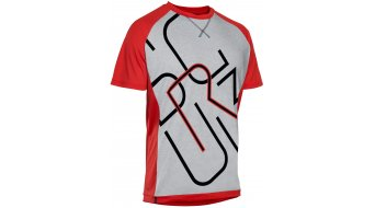 ION Letters Scrub AMP MTB- jersey short sleeve men