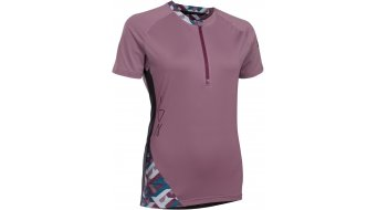 ION Traze AMP Half Zip WMS MTB- jersey short sleeve ladies