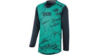 iXS Trigger X Air maillot de manga corta niños tamaño KM lagoon/marine