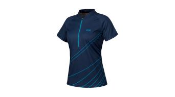 iXS Trail 6.2 Damen-Trikot kurzarm Gr. 40 night blue/petrol Mod. 2018