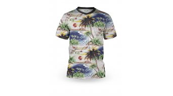 Loose Riders Cult of Shred Tahiti tricot korte mouw multicolour