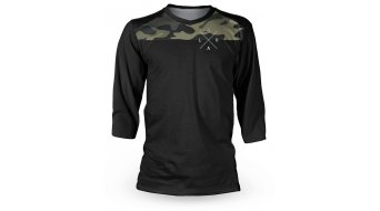 Loose Riders Stealth Trikot 3/4-Arm unisex black/green/camo