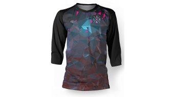 Loose Riders Splinter jersey 3/4- Arm unisex black/purple
