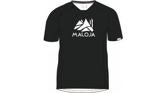 Maloja SanetschM. multi 1/2 maillot manches courtes hommes taille