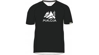 Maloja SanetschM. Multi 1/2 maillot de manga corta Caballeros