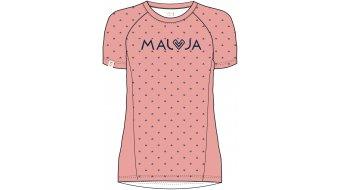 Maloja UrezzaG. jersey short sleeve kids size M lotus- MUSTERcollection