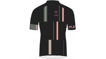 Maloja PuraM. 1/2 jersey short sleeve ladies stripe