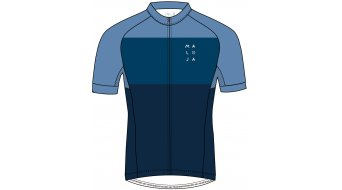 Maloja PorteinB. jersey short sleeve kids size M night sky- MUSTERcollection