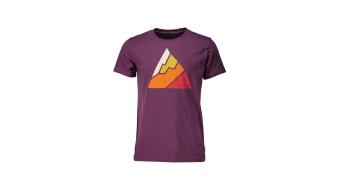 Maloja HochplateM. T-shirt short sleeve men-T-shirt plum