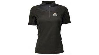 Maloja GneisM. 1/2 jersey short sleeve ladies- jersey bike Jersey size M charcoal- Sample