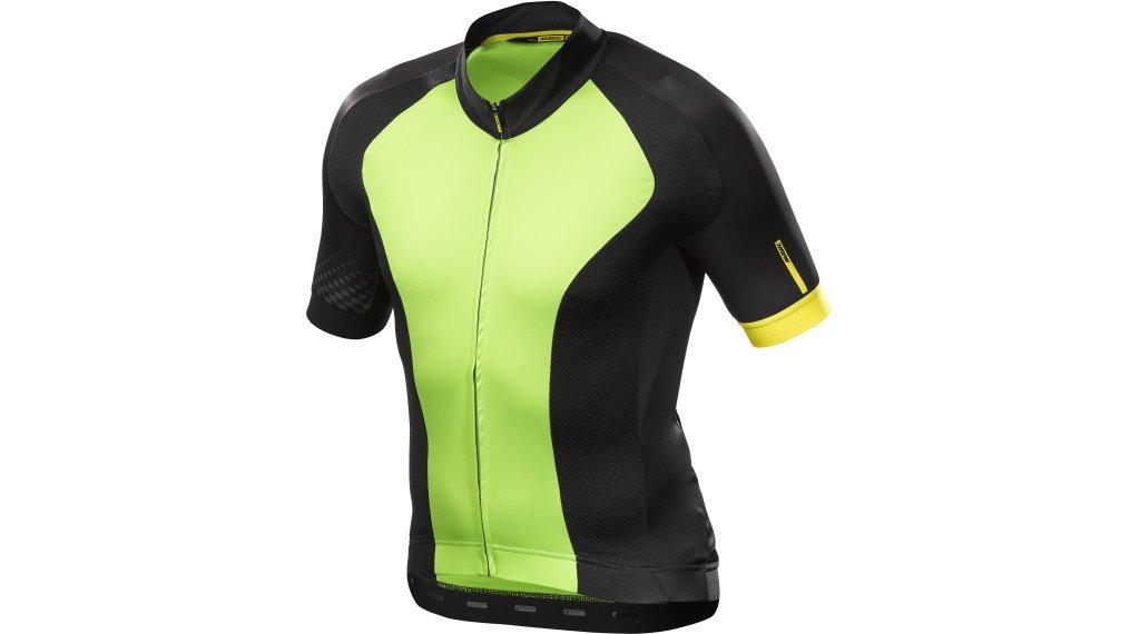Mavic Cosmic Elite jersey short sleeve men- jersey size S lime green 74e3ba6f7