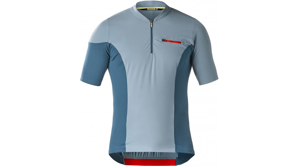 Mavic XA Pro MTB- jersey short sleeve men- jersey bluestone majolica blue c65b2a2d8