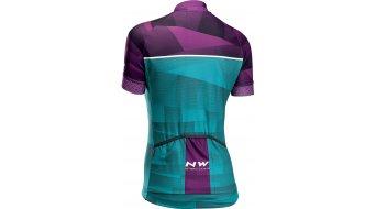 Northwave Origin Trikot kurzarm Damen Gr. L violet/green