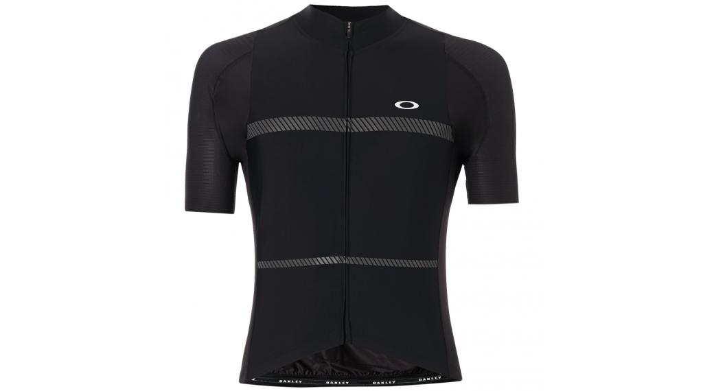 Oakley Jawbreaker premium road bike- jersey short sleeve men- jersey  blackout 8bac68c29