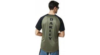 Oakley MTB(山地) SS 领骑服 短袖 男士 型号 S beetle