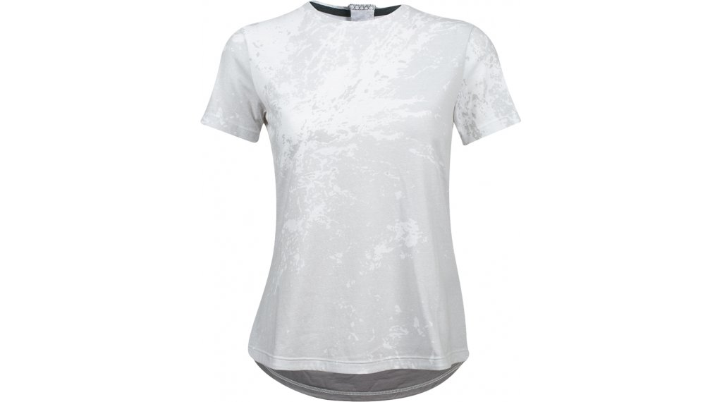 Pearl Izumi Scape Trikot kurzarm Damen Gr. L wet weather/white lunar